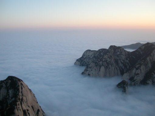 问道:云雾之上是仙乡